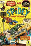 Cover for Spidey Super Stories (Marvel, 1974 series) #3