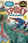 Cover for Spidey Super Stories (Marvel, 1974 series) #4