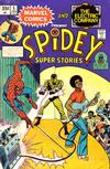 Cover for Spidey Super Stories (Marvel, 1974 series) #5