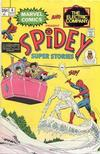 Cover for Spidey Super Stories (Marvel, 1974 series) #6