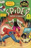 Cover for Spidey Super Stories (Marvel, 1974 series) #7