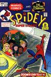 Cover for Spidey Super Stories (Marvel, 1974 series) #9