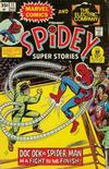 Cover for Spidey Super Stories (Marvel, 1974 series) #11