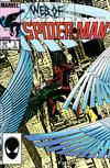 Cover for Web of Spider-Man (Marvel, 1985 series) #3 [Direct]