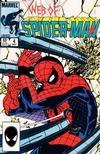 Cover for Web of Spider-Man (Marvel, 1985 series) #4 [Direct]