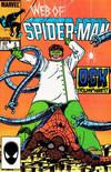 Cover for Web of Spider-Man (Marvel, 1985 series) #5 [Direct]