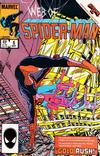 Cover for Web of Spider-Man (Marvel, 1985 series) #6 [Direct]