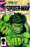 Cover for Web of Spider-Man (Marvel, 1985 series) #7 [Direct]