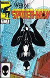 Cover for Web of Spider-Man (Marvel, 1985 series) #8 [Direct]