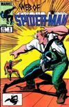 Cover for Web of Spider-Man (Marvel, 1985 series) #9 [Direct]