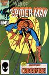 Cover for Web of Spider-Man (Marvel, 1985 series) #14 [Direct Edition]