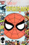 Cover for Web of Spider-Man (Marvel, 1985 series) #20 [Direct]