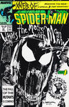 Cover for Web of Spider-Man (Marvel, 1985 series) #33 [Direct]