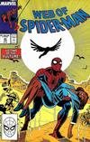 Cover for Web of Spider-Man (Marvel, 1985 series) #45 [Direct]