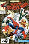 Cover for Web of Spider-Man (Marvel, 1985 series) #50 [Direct Edition]