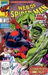 Cover Thumbnail for Web of Spider-Man (1985 series) #69 [Direct]