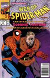 Cover Thumbnail for Web of Spider-Man (1985 series) #71 [Newsstand]