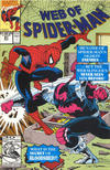 Cover Thumbnail for Web of Spider-Man (1985 series) #81 [J.C. Penney Variant]