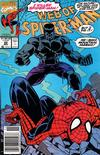 Cover Thumbnail for Web of Spider-Man (1985 series) #82 [Newsstand Edition]