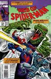 Cover Thumbnail for Web of Spider-Man (1985 series) #110 [Direct Edition]
