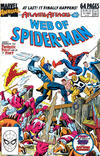 Cover for Web of Spider-Man Annual (Marvel, 1985 series) #5 [Direct]