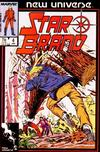 Cover for Star Brand (Marvel, 1986 series) #4 [Direct]