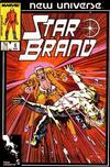 Cover for Star Brand (Marvel, 1986 series) #6 [Direct]