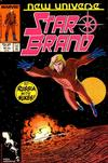 Cover Thumbnail for Star Brand (1986 series) #10 [Direct Edition]