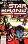 Cover for Star Brand (Marvel, 1986 series) #12