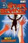 Cover for Star Brand (Marvel, 1986 series) #13