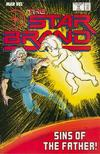 Cover for Star Brand (Marvel, 1986 series) #14