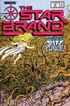 Cover for Star Brand (Marvel, 1986 series) #15