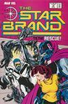 Cover for Star Brand (Marvel, 1986 series) #16