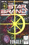 Cover for Star Brand (Marvel, 1986 series) #19