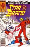 Cover Thumbnail for Star Brand Annual (1987 series) #1 [Newsstand Edition]