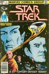 Cover for Star Trek (Marvel, 1980 series) #1 [Newsstand]