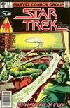 Cover for Star Trek (Marvel, 1980 series) #2 [Newsstand]