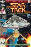 Cover for Star Trek (Marvel, 1980 series) #3 [Direct]