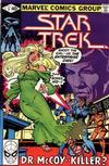 Cover for Star Trek (Marvel, 1980 series) #5 [Direct]