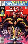 Cover for Star Trek (Marvel, 1980 series) #7 [Newsstand]