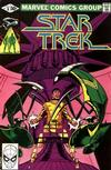 Cover for Star Trek (Marvel, 1980 series) #8 [Direct]