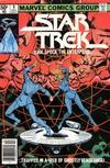 Cover for Star Trek (Marvel, 1980 series) #9 [Newsstand]