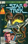 Cover for Star Trek (Marvel, 1980 series) #11 [Newsstand]