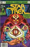 Cover for Star Trek (Marvel, 1980 series) #12 [Newsstand]