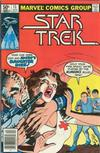Cover for Star Trek (Marvel, 1980 series) #13 [Newsstand]
