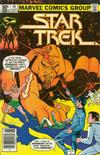 Cover for Star Trek (Marvel, 1980 series) #14 [Newsstand]
