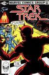Cover for Star Trek (Marvel, 1980 series) #15 [Direct]