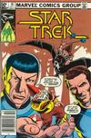 Cover for Star Trek (Marvel, 1980 series) #16 [Newsstand]