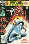Cover for Star Trek (Marvel, 1980 series) #17 [Direct]