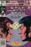 Cover for Star Trek (Marvel, 1980 series) #18 [Newsstand]